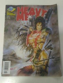 Revistas Heavy Metal