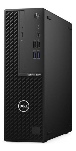 Imagem 1 de 7 de Dell Optiplex 3080 Sff Core I5 10ª 8gb 256gb Ssd