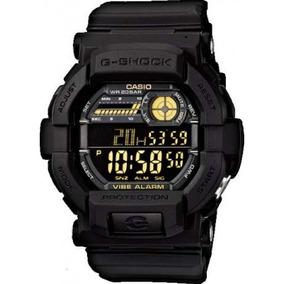 Relógio Casio G-shock Gd-350-1bdr 11305 Original