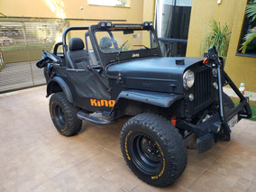 Jeep Willys 1959 Extra