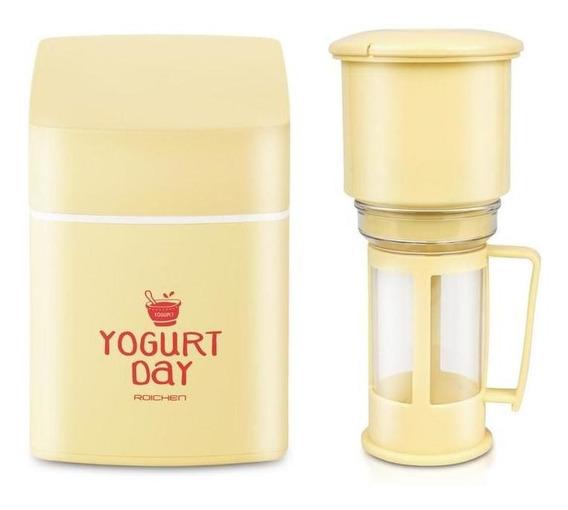 Yogurtera Manual Roichen, Yogurt Day Amarilla