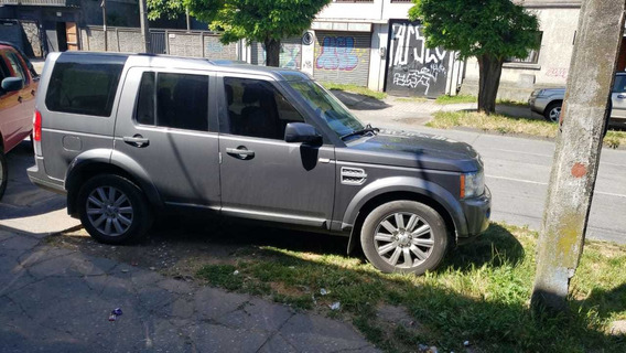 Land Rover Discovery4 Se 3.0 Diesel 4wd 2014 Gran Oferta!!