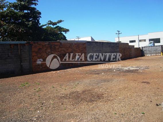 Terreno Para Alugar, 981 M² Por R$ 2.500,00/mês - Capuava - Goiânia/go - Te0141