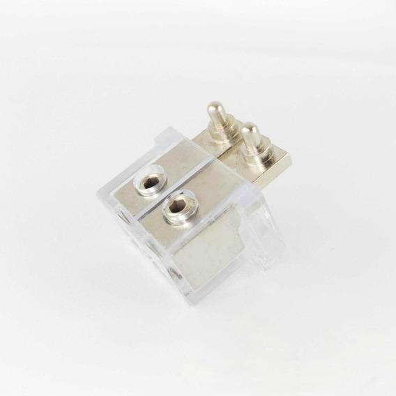 2 Pçs Conector Max 60a 2 Vias
