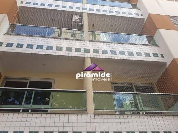 Apartamento Com 3 Dormitórios Para Alugar, 70 M² Por R$ 1.400,00/mês - Jardim Aquarius - São José Dos Campos/sp - Ap10867