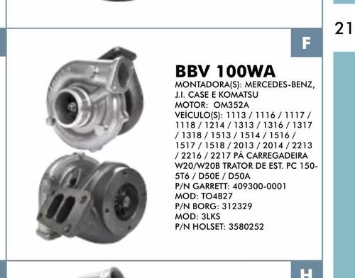 Turbina Vários Motors