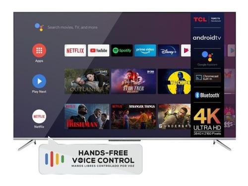 Imagen 1 de 8 de Smart Tv 55 Pulgadas 4k Ultra Hd Tcl L55p715