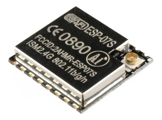 Modulo Esp07 Esp8266 Wifi Wireless Esp07s Nova Versão
