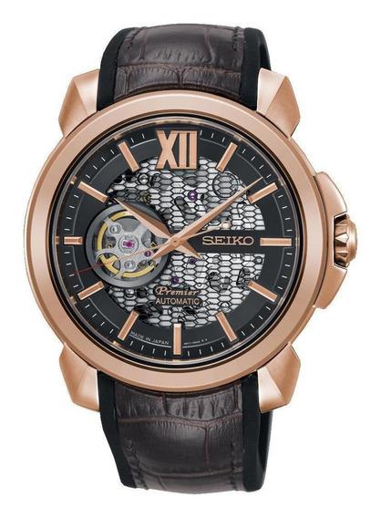 Relógio Seiko Premier Automático Novak Djokovic