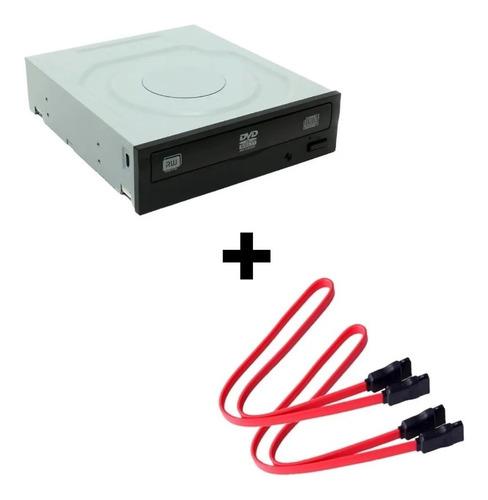 Imagem 1 de 3 de Drive Leitor Gravador Dvd-rw 48x Sata Interno Desktop Origin