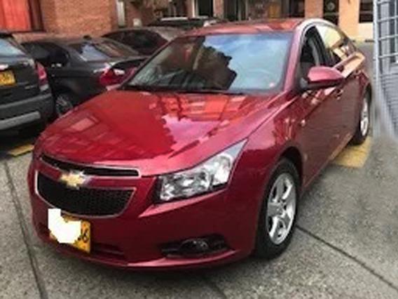 Chevrolet Cruze 2012 Rojo