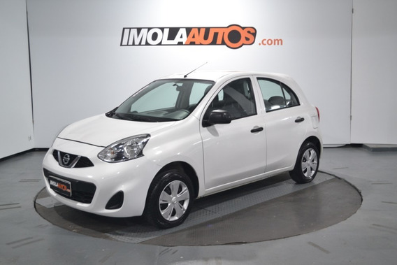 Nissan March 1.6 Active Pure Drive M/t 2018 - Imolaautos