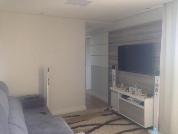 Apartamento 2 Dormitórios Moveis Planejado 1suite Muito Novo