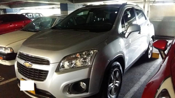 Chevrolet Tracker Automatica 30.000 Km 2016 Unico Dueño Gris