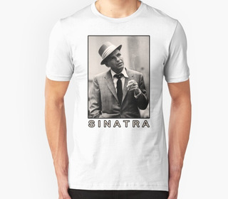 Remera Frank Sinatra