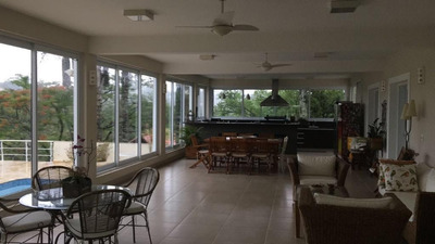 Casa Em Condomínio Terras De São José, Itu/sp De 980m² 5 Quartos À Venda Por R$ 4.500.000,00 - Ca230287