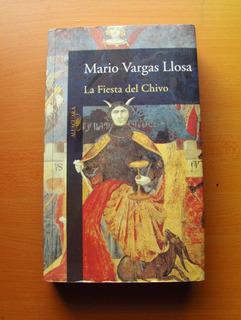 Mario Vargas Llosa- La Fiesta Del Chivo