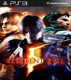 Resident Evil Pack Ps3