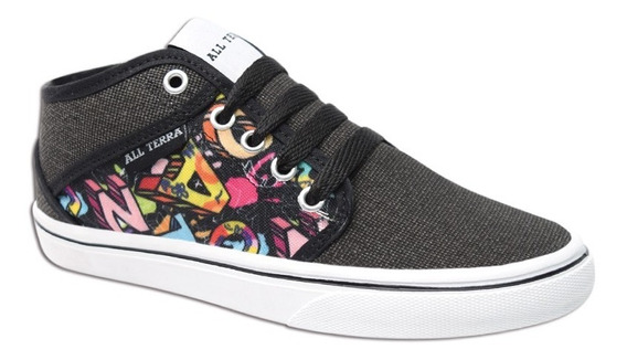 ¡liquidamos! Zapatillas All Terra Art. Skate
