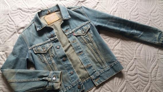 Jaqueta Jeans Levis Original Importada