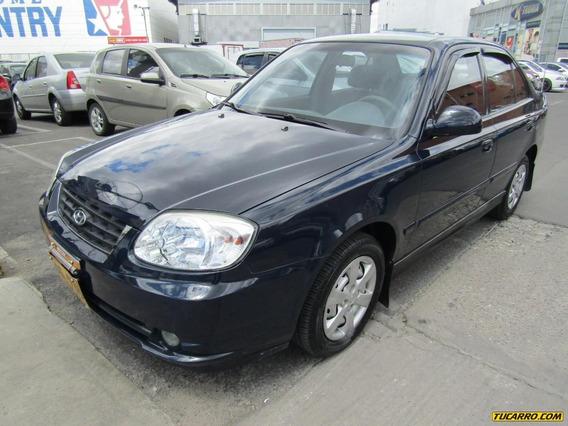 Hyundai Accent Gls Gyro