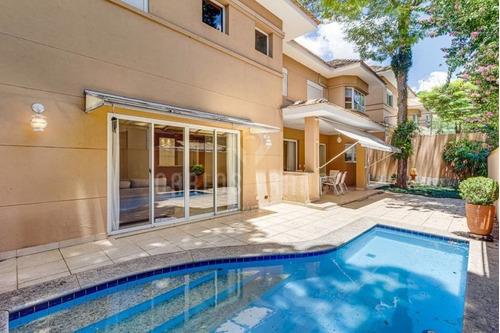 Imagem 1 de 15 de Condominio Fechado Alto Da Boa Vista, 4 Suites, 4 Vagaa - Cf65301