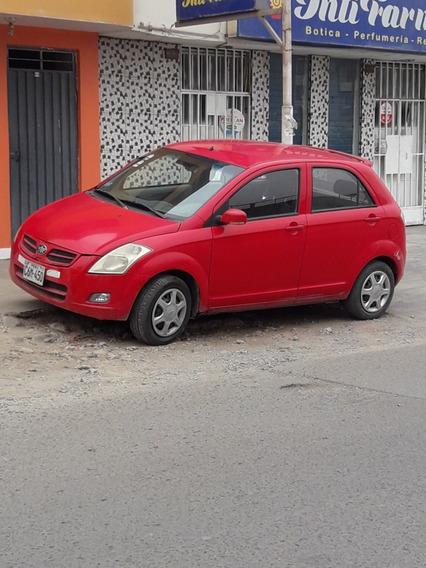 Faw Modelo Cale Motor 1300 Color Rojo 5 Puertas