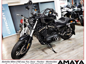 Harley Davidson Sportster 883r Año 2011 Amaya Garage