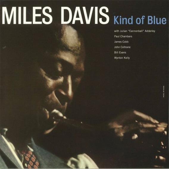 Lp Vinilo Miles Davis Kind Of Blue Nuevo Sellado