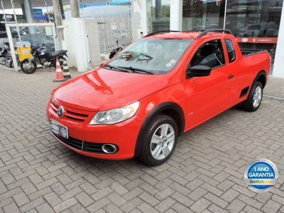 Volkswagen Saveiro Trendline Ce 1.6 Msi Total Flex, Mkw2587
