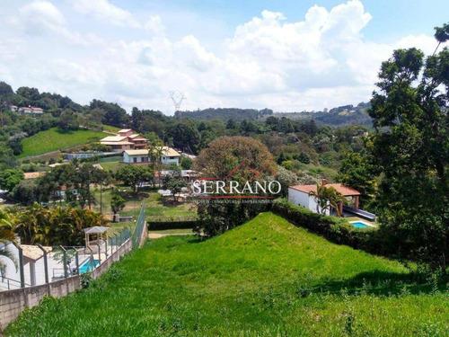 Terreno À Venda, 2108 M² Por R$ 430.000,00 - Condomínio Vale Da Santa Fé - Vinhedo/sp - Te0403