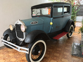 Ford Tudor Para Restauração