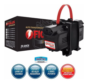 Transformador Fiolux 1010va (1000va/1050va) - 110v Para 220v