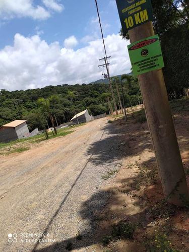 Imagem 1 de 8 de G.m - Oportunidade, Venha Adquirir O Seu Terreno Em Ibiúna