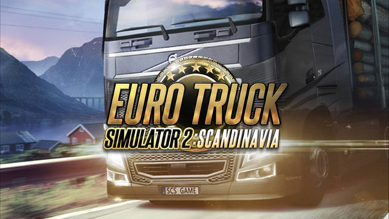 Euro Truck 2 Scandinavia Dlc - Steam Key Pc Original