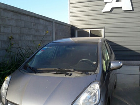 Honda Fit 1.5 Ex Mt Año 2012