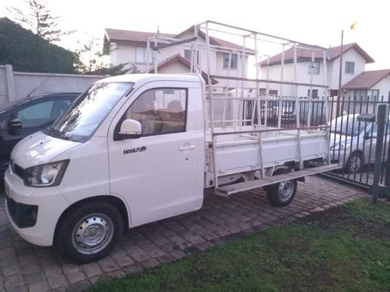Camioneta Faw Mamut T80, Capacidad De Carga 1000 Kg