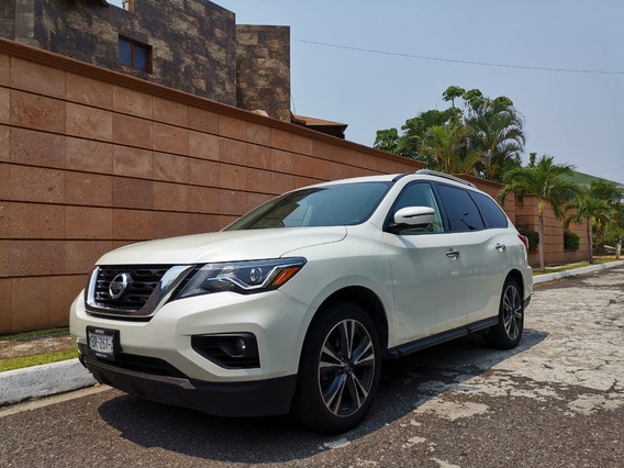 Nissan Pathfinder Exclusive Awd 2018
