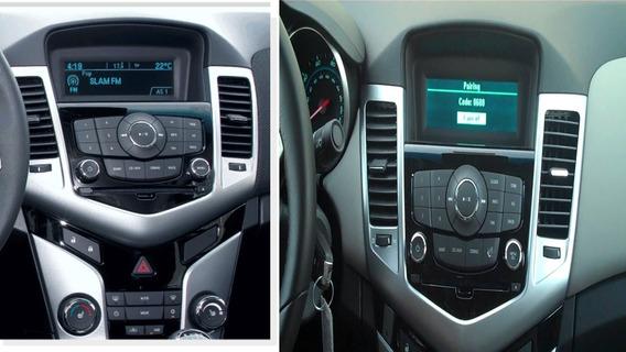 Radio Chevrolet Cruze 2011 En Idioma Ingles Impecable Cd