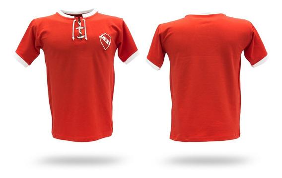 Camiseta De Futbol Retro De Independiente