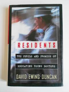 Libro En Ingles Residents - David Duncan - Ing2022