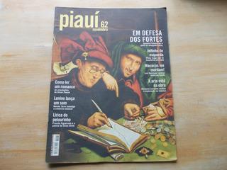Revista Piauí - Nº 62