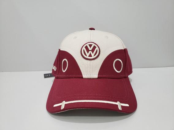 Boné Kombi Original Volkswagen Collection Apr057004mq