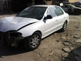 Hyundai Elantra 99-00 2.0 Autopartes Repuestos Refacciones
