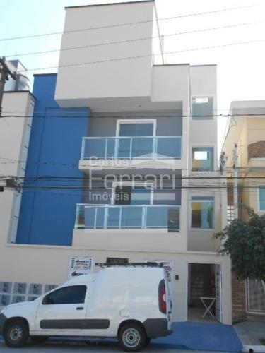 Imagem 1 de 8 de Condomínio Fechado Com 16 Apartamentos Vila Isolina Mazzei - Cf34572