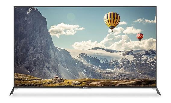 Televisor Aiwa 65 Aw65b4k Smart Tv Ultrahd 4k Tienda Física
