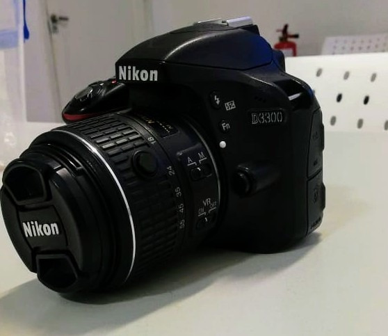 Camara Réflex Nikon D3300