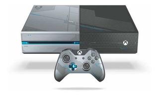 Xbox One Edición Especial Halo 5 1tb