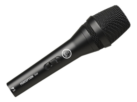 Microfone Vocal Perception P-3 S - Akg