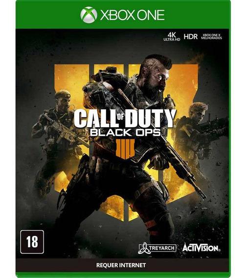 Call Of Duty: Black Ops 4 Xbox One Português Mídia Física